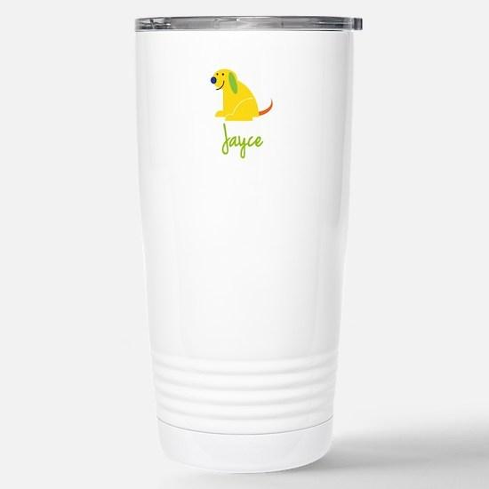 Jayce Loves Puppies Travel Mug