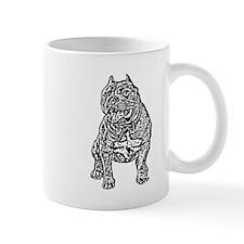 American Bully Dog Mug