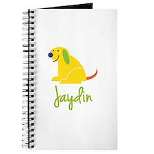 Jaydin Loves Puppies Journal