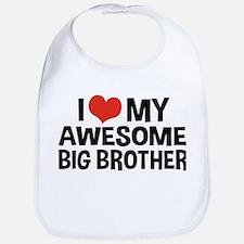Awesome Big Brother Bib