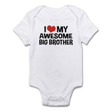 Awesome Big Brother Infant Bodysuit