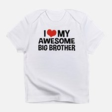 Awesome Big Brother Infant T-Shirt