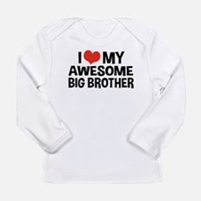 Awesome Big Brother Long Sleeve Infant T-Shirt
