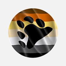 "BEAR PRIDE FLAG 3.5"" Button"