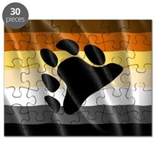 BEAR PRIDE FLAG Puzzle
