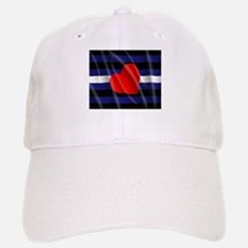 LEATHER PRIDE FLAG Baseball Baseball Baseball Cap