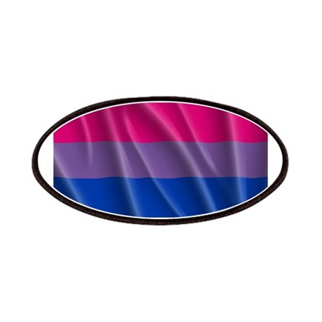 BISEXUAL PRIDE FLAG Patches