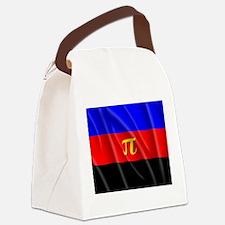 POLYAMORY FLAG Canvas Lunch Bag