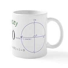 Euler's identity Small Mug