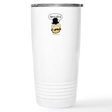 Nerd Bird Travel Mug