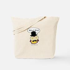 Nerd Bird Tote Bag