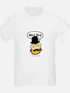 Nerd Bird T-Shirt