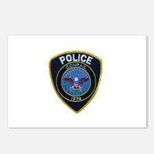 Conrail Police Postcards (Package of 8)