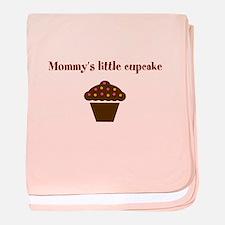 Mommy's little cupcake blanket