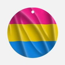 PANSEXUAL PRIDE Ornament (Round)