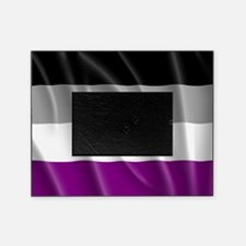 ASEXUAL PRIDE FLAG Picture Frame