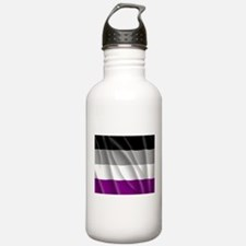 ASEXUAL PRIDE FLAG Water Bottle