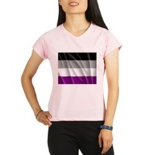 ASEXUAL PRIDE FLAG Peformance Dry T-Shirt