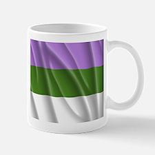 GENDERQUEER PRIDE FLAG Mug