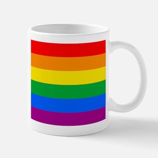 GAY PRIDE FLAG - RAINBOW FLAG Mug