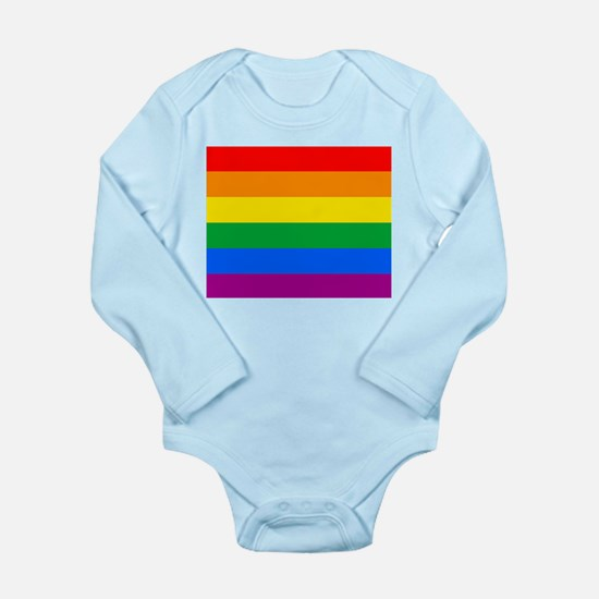 GAY PRIDE FLAG - RAINBOW FLAG Body Suit