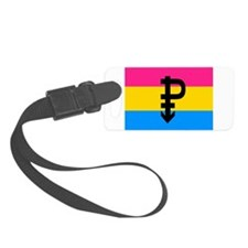 PANSEXUAL Luggage Tag