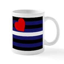 LEATHER FLAG Mug