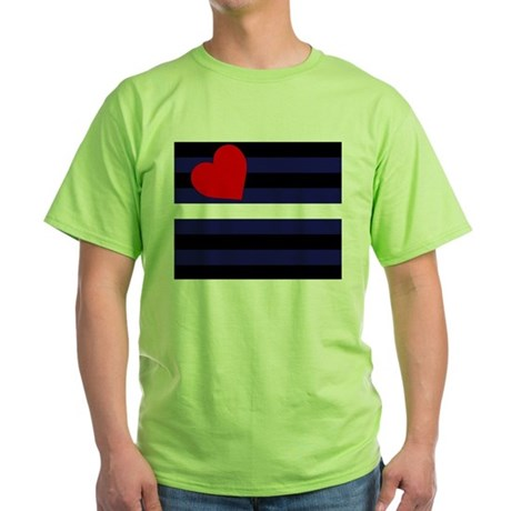 LEATHER FLAG T-Shirt