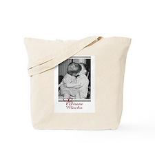 Kiss Me a Lot Tote Bag