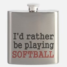 Id rather be playing Softvall Flask