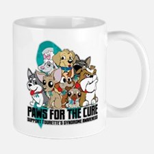 Tourette's Syndrome Puppy Group Mug