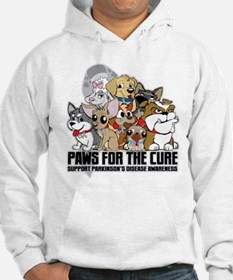 Parkinson's Disease Puppy Group Hoodie