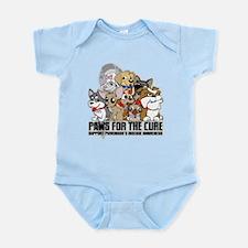Parkinson's Disease Puppy Group Infant Bodysuit