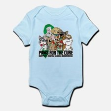 Mental Illness Puppy Group Infant Bodysuit
