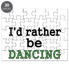 Id rather be DANCING Puzzle