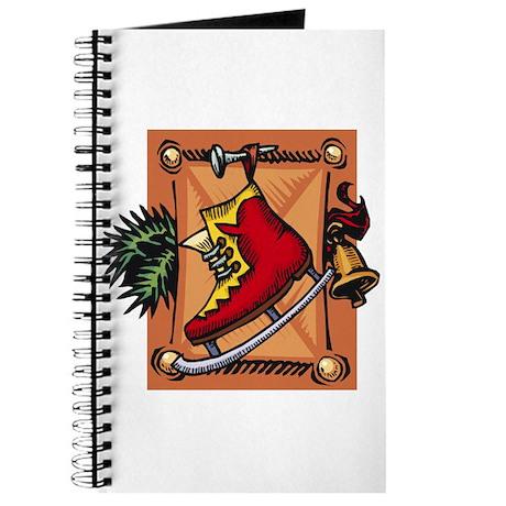 Christmas Ice Skate Journal