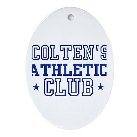 Colten Oval Ornament