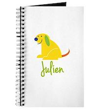 Julien Loves Puppies Journal