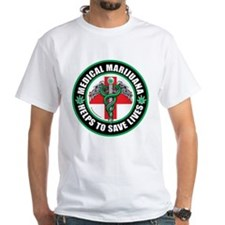 Medical Marijuana Helps Shirt