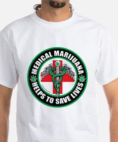 Medical Marijuana Helps Shirt