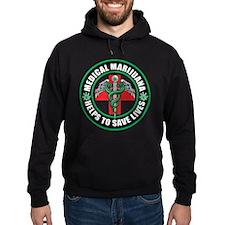 Medical Marijuana Helps Hoodie