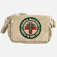 Medical Marijuana Helps Messenger Bag
