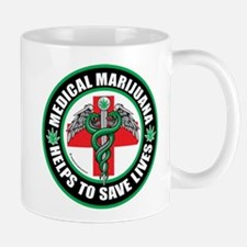 Medical Marijuana Helps Mug