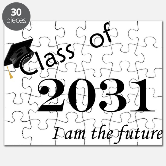 Born in 2013/Class of 2031 Puzzle