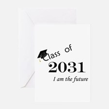 Born in 2013/Class of 2031 Greeting Card