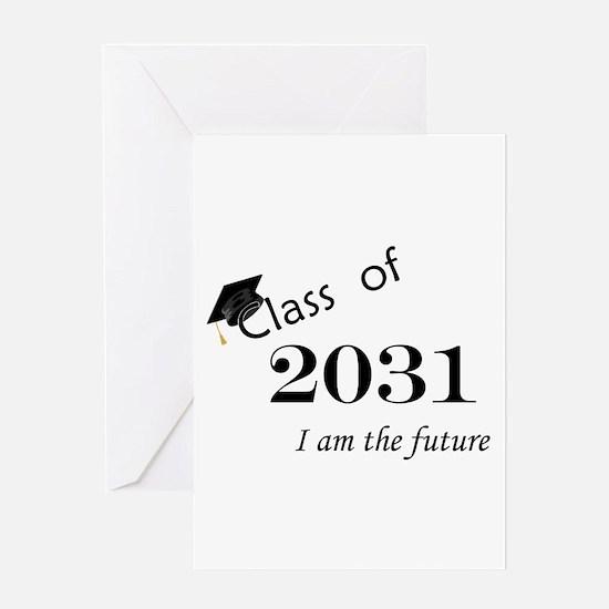 Born in 2013/Class of 2031 Greeting Card