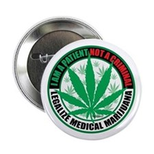 "Patient-not-Criminal-2009.png 2.25"" Button"