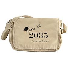 Born in 2013/Class of 2035 Messenger Bag