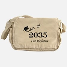 Born in 2013/Class of 2035 Messenger Bag