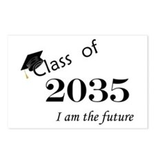Born in 2013/Class of 2035 Postcards (Package of 8